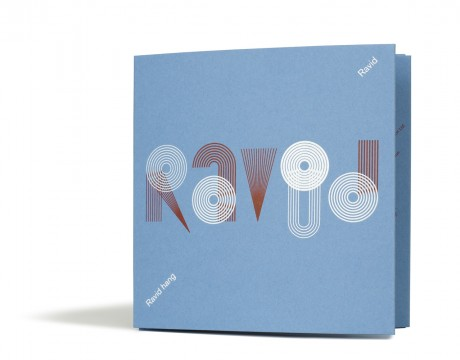 Ravid: Ravid Hang music packaging