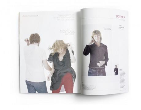 Corbis: Design Week Awards campaign