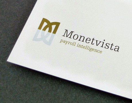Monevista: naming and brand identity