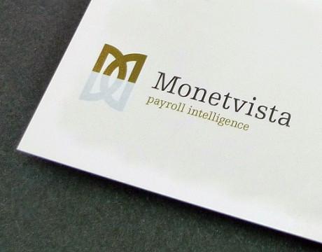 Monevista: naming and brand identity